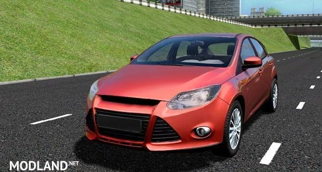 Ford Focus 3 Hatchback [1.5.2]